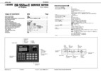 Thumbnail Roland Dr550 Dr-550mkii Dr 550 Rhythm Boss Service Manual